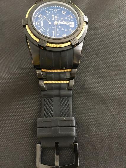 Relógio Invicta Bolt Reserve Modelo 12676 Usado