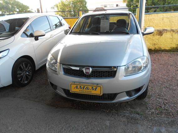 Fiat Siena 1.4 El Flex 4p