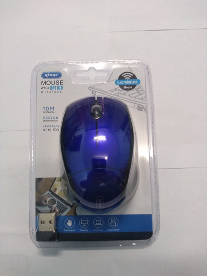 Mini Mouse Usb P/ Notebook Wireless