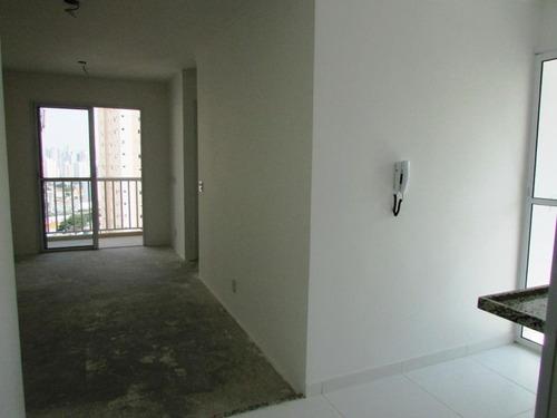 Apartamento Novo Na Vila Gumercindo - Sacada + Suíte - Ap0261 - 67722316