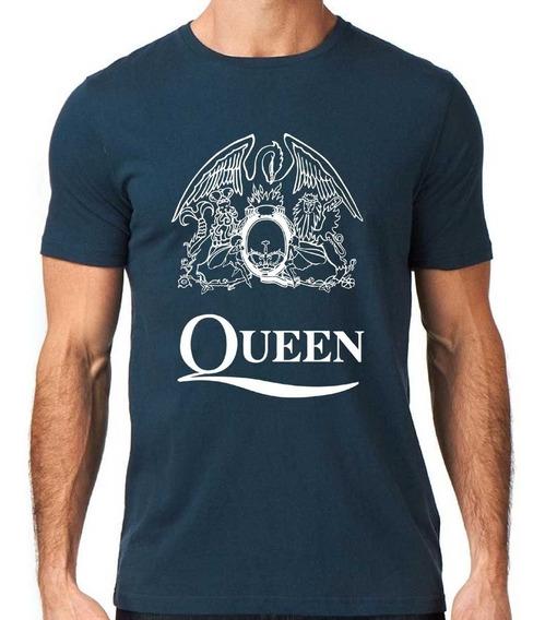 Remera Queen 100% Algodón Calidad Premium