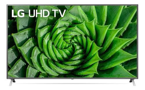 """Smart TV LG AI ThinQ 86UN8000PSB LED 4K 86"""" 100V/240V"""