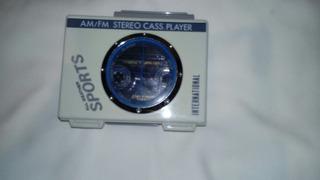 Walkman Radio Cassette All Weather