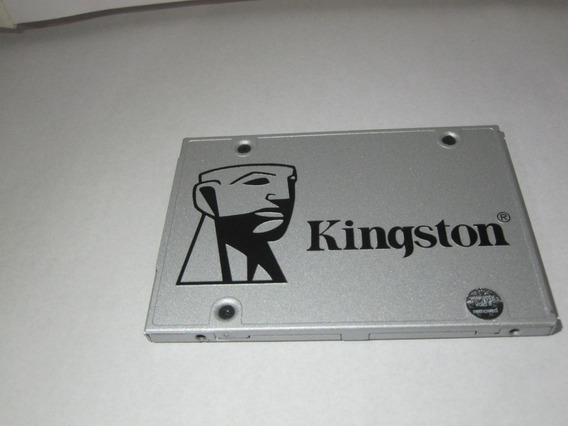 Hd Ssd 240gb Kingston P/apple Macbook, Pc Notebook Ultrabook