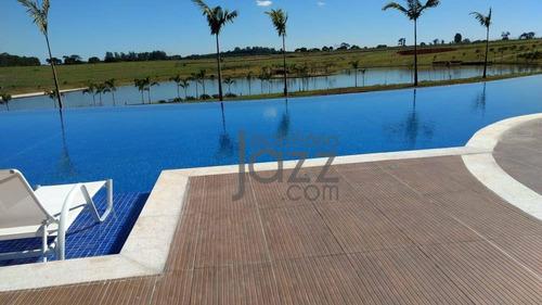Terreno À Venda, 805 M² Por R$ 483.000,00 - Condomínio Haras Patente - Jaguariúna/sp - Te1726