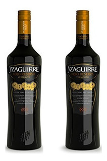 Vermouth Vermut Yzaguirre Reserva X1000cc X2 Unidades