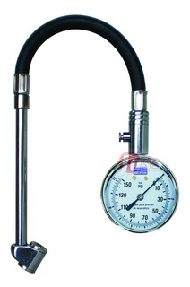 Medidor De Aire Presion Neumatico 150psi Orlan Rober Metal