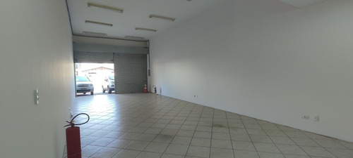 Imagem 1 de 11 de Salão Para Aluguel, 1 Vaga, Vila Molon - Americana/sp - 22673