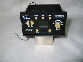 Rádio Removable Fm Peg Perego Mini Veiculo Pick-up Leia!