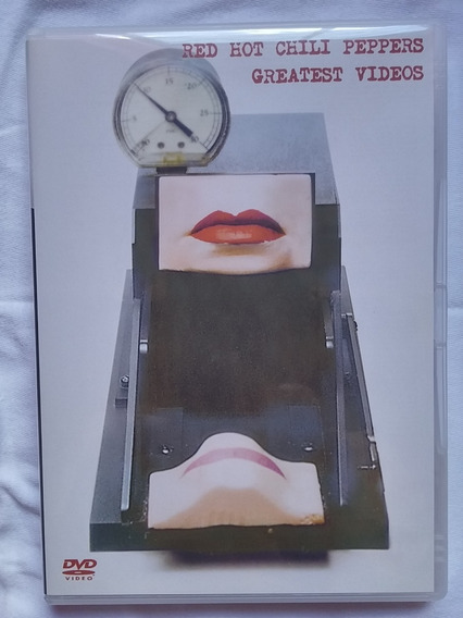 Red Hot Chili Peppers: Dvd Greatest Videos