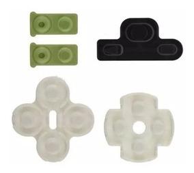 Ps3 - 2 Kits De Borrachas Reparo Controle Frete R$ 12,80