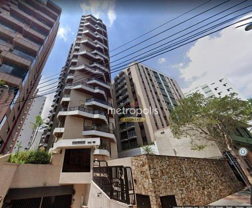 Imagem 1 de 1 de Apartamento À Venda, 173 M² Por R$ 1.170.000,00 - Santo Antônio - São Caetano Do Sul/sp - Ap5449