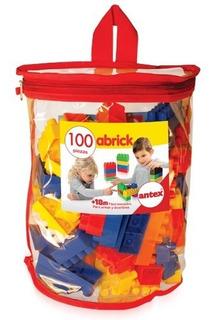 Abrick Bolsón De 100 Piezas 9057 Antex Envio Full