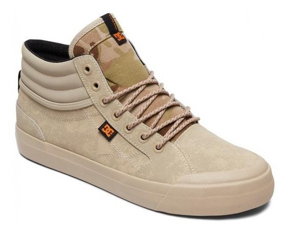 Zapatillas Evan Hi Wnt (tco) Dc Shoes Para Hombre
