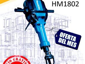 Martillo Demoledor De 30kg Mod. Hm1802 Marca Makita