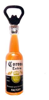 Destapadores Personalizados Botella Con Imán En El Acto Once