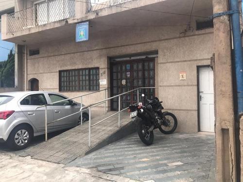 Imagem 1 de 13 de Salão Para Alugar, 125 M² - Jardim Bela Vista - Santo André/sp - Sl1396