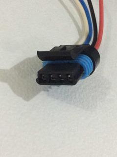 Conector Arnes Valvula Iac Relanti Vw Pointer 1.8 97 A 08
