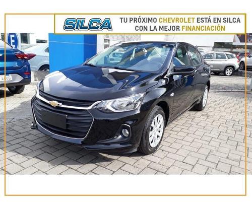 Chevrolet Onix Plus Lt 1.2 2021 Negro 0km