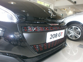 Peugeot 208 Gt 1.6 Thp 165cv Entrega Inmediata - Darc Autos