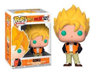 Funko Pop! Dragon Ball Z - Goku #527 ( En Stock)