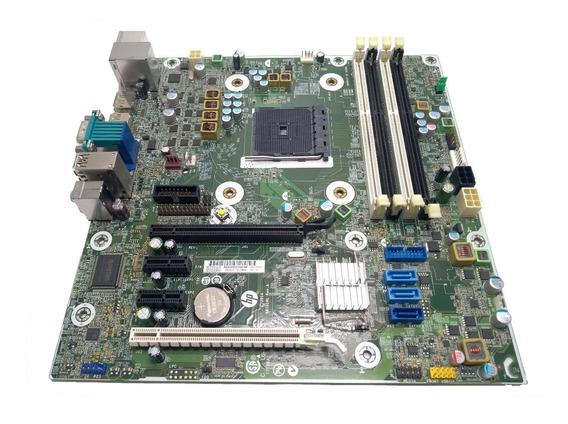 Placa Mãe Hp Elitedesk 705 G1 752149-001 Amd Fm2+