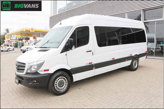 Sprinter 2018 415 Bigvan Executiva 19 Passageiros (4209)
