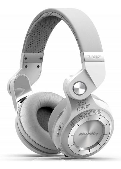 Fone De Ouvido Bluedio T2+ Turbine Bluetooth Turbine S/ Fio