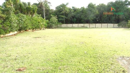 Imagem 1 de 13 de Terreno Condomínio Quintas 1000m - Te0292
