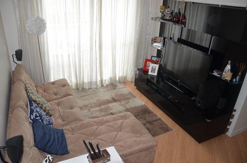 Imagem 1 de 19 de Apartamento Residencial À Venda, Vila Moinho Velho, São Paulo. - Ap2652