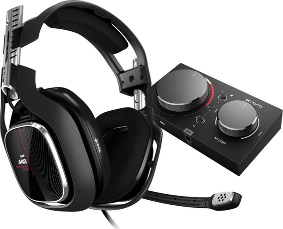 Headset Gamer Astro A40 Mixamp Pro Tr Gen4 Xbox One/pc