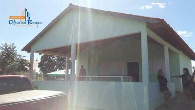 Casa Rural À Venda, Corumbá Iv, Corumbá De Goiás - Te0289. - Ca0845