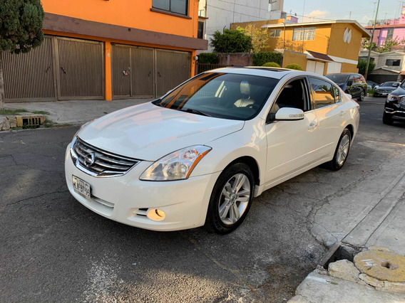Nissan Altima 2.5 Sr At V6 Piel Qc Cd Xenon Cvt 2012