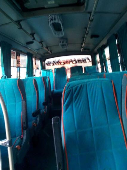 Nissan Nissan Cabstar 2003 Bus