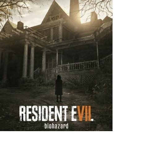 Resident Evil 7-pc-dvd- (midia Fisica)