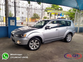 Mitsubishi Outlander 4x4-at 2.4 4p 2011