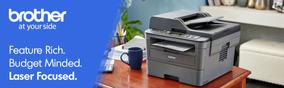 Impressora Multifuncional Brother Dcp-l2550dw Laser