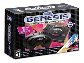 Sega Genesis Mini Classics Edition Consola 40 Juegos Msi Ng