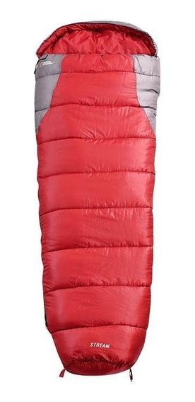 Saco Dormir Stream Rojo Sleeping Bag 1 Persona Natgeo