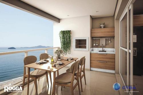 Apartamento Com 3 Dormitórios À Venda, 92 M² Por R$ 702.000 - Balneário Piçarras - Balneário Piçarras/sc - Ap0298