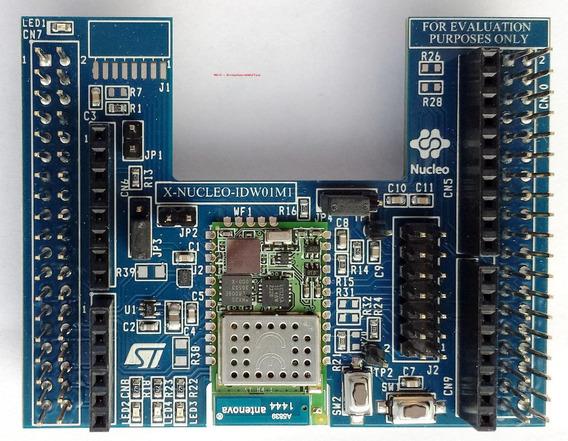 Kit De Expansão X-nucleo Com Módulo Wi-fi - X-nucleo-spwf01s