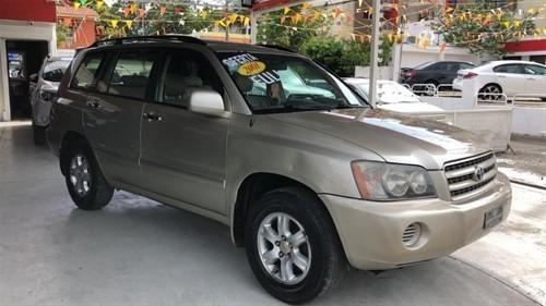 Toyota Highlander Americano