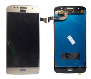 Display Lcd Modulo Pantalla Para Motorola G5s Xt1790 Negro