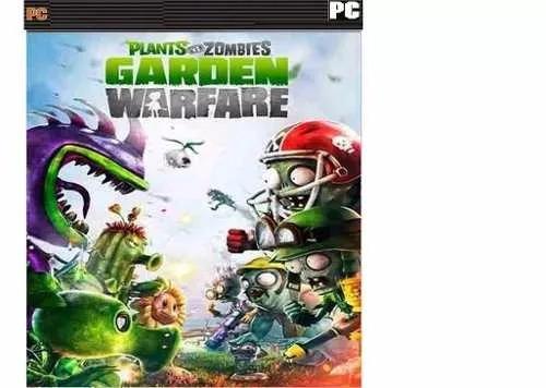 Plants Vs Zombies Garden Warfare Origin Pc Original