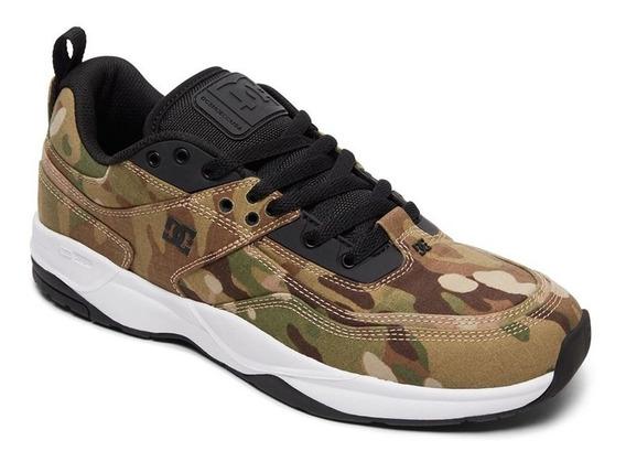 Tênis Dc Shoes E Tribeka Tx Se Deserto/couro Nº 42 Promoção
