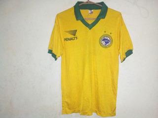 Camisa Confederação Brasileira De Futsal Peça Rara