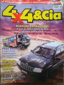 4 X 4 & Cia. No.109 Maio De 2002