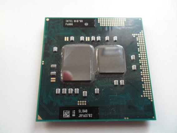 Processador Notebook Intel Pentium Dual Core P6000 1.867ghz