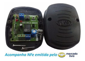 Receptor Rossi Hcs Para Aumentar O Alcance Controle Remoto