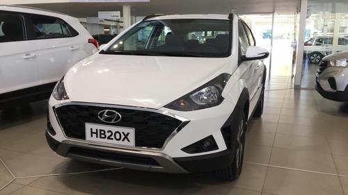 Imagem 1 de 11 de Hyundai New Hb20x Evolution 1.6 Automático 21/22